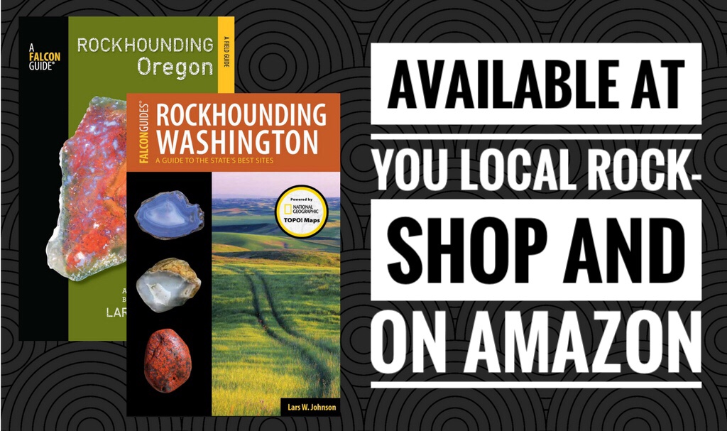 Rockhounding Washington | July 01, 2018 | Two Rockhounds